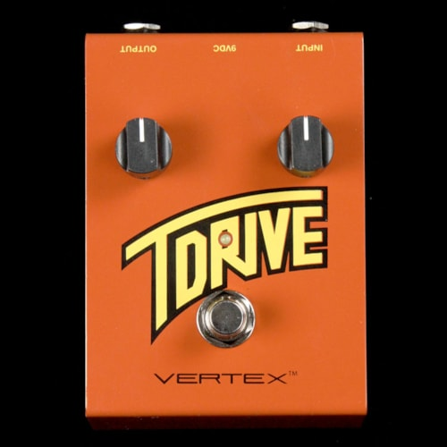 Vertex Effects T Drive Overdrive Effects Pedal Brand New $199.99