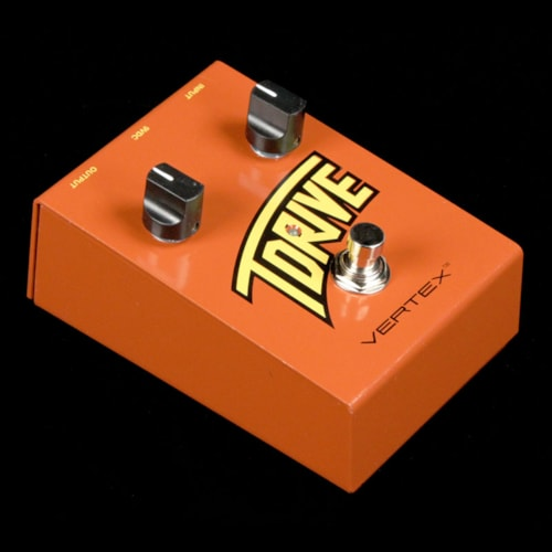 Vertex Effects T Drive Overdrive Effects Pedal