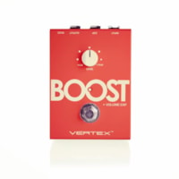Vertex Effects Vertex Boost - Fiesta Red