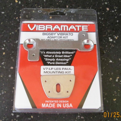 Vibramate V7-LP Nickel, Brand New, $40.00