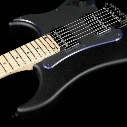 Vigier Excalibur Indus Electric Guitar Textured Black