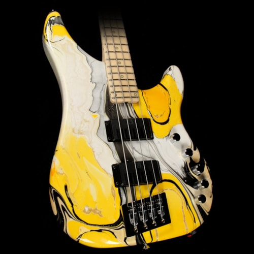 Vigier Roger Glover Signature Bass Rock Art
