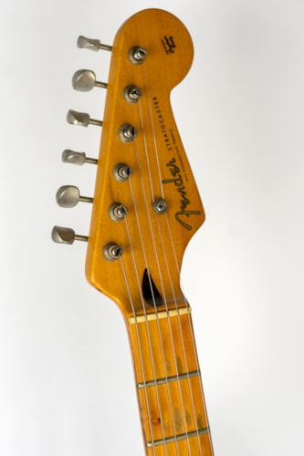1954 Fender Stratocaster Electric Guitar w/Case (Pre-Owned) (Glen Quan Private Collection)