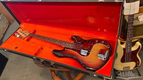 Vintage 1974 Fender Precision Bass