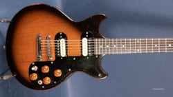 1977 Gibson Melody Maker Double