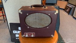 ~1955 Newcomb portable amplifier