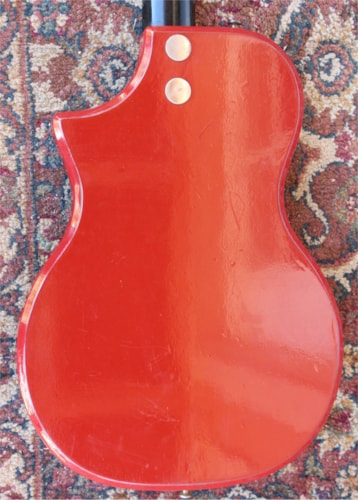Vintage early 60's Supro Belmont Electric Guitar - Clean