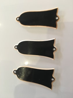 1950 Gibson truss rod covers