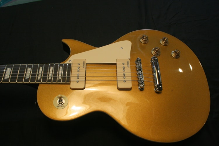 Vintage V100GT Gold Top, Brand New, $357.00