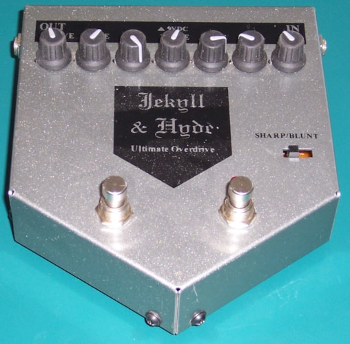 Visual Sound Jekyll and Hyde pedal Very Good, $150.00