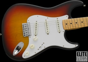Fender Stratocaster, Hardtail, MINT and UNMOLESTED