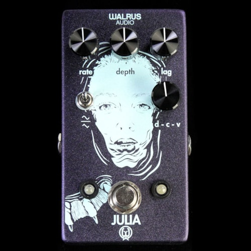 Walrus Audio Julia Analog Chorus and Vibrato Effects Pedal Brand New, $175.00