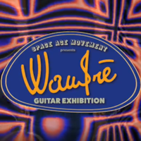 Wandré Guitar Exhibition by Space Age Movement