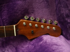 Warmoth Stratocaster Replacement Neck