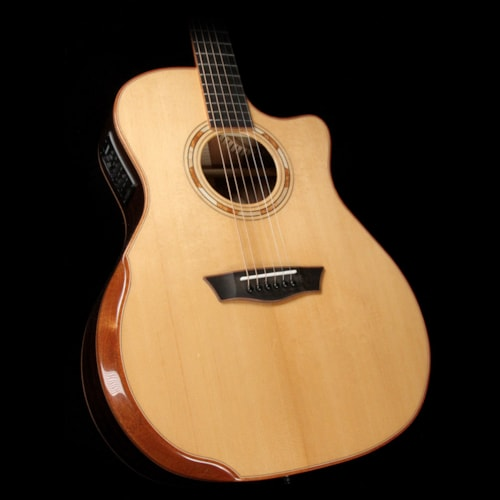 Washburn Comfort Series WCG25SCE Acoustic Natural Brand New