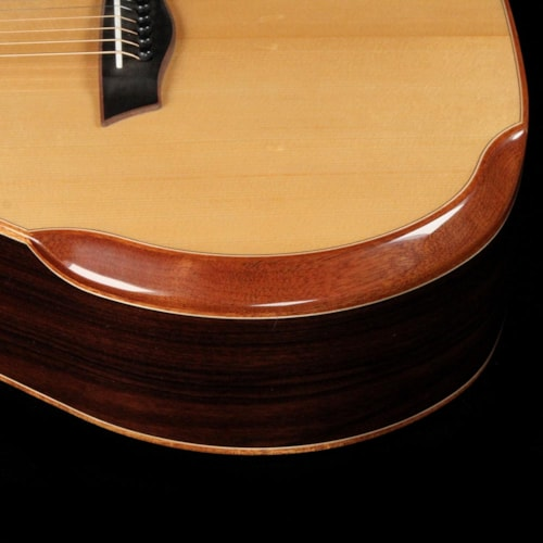 Washburn Comfort Series WCG25SCE Acoustic Natural