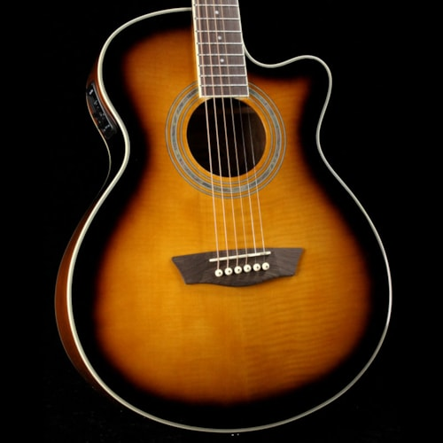 Washburn Festival Series EA15ATB Acoustic Tobacco Burst Brand New $249.00