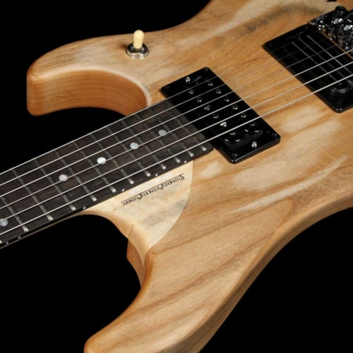 Washburn Nuno Bettencourt N4 Authentic Signature Matte Natural
