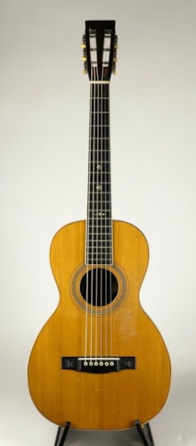 Washburn Style 123 New Model Parlor Guitar c 1897