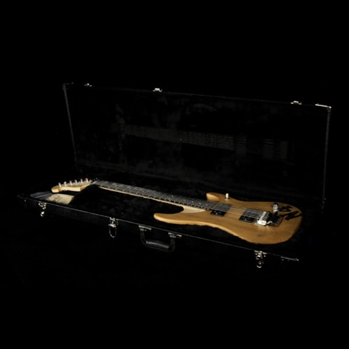 2014 Washburn Used 2014 Washburn Nuno Bettencourt N4 Vintage Electric Guitar Natural