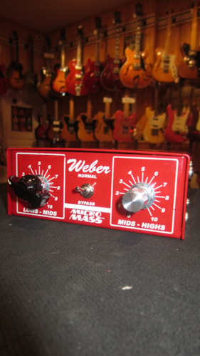 Weber Micro Mass Attenuator Red, Very Good, $79.00