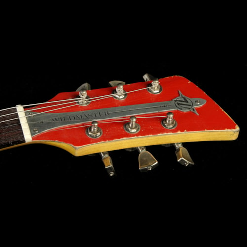 Wild Custom Guitars Wildmaster Electric Guitar Relic Dakota Red Brand New, $2,349.00