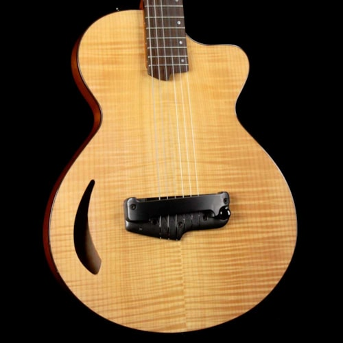 Willcox Atlantis Thinline Acoustic-Electric Natural