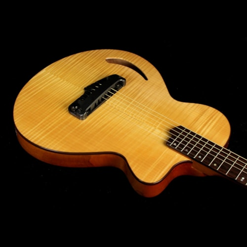 Willcox Atlantis Thinline Acoustic-Electric Guitar Natural Natural, Brand New, $1,599.00