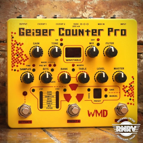 WMD Geiger Counter Pro Brand New $449.00