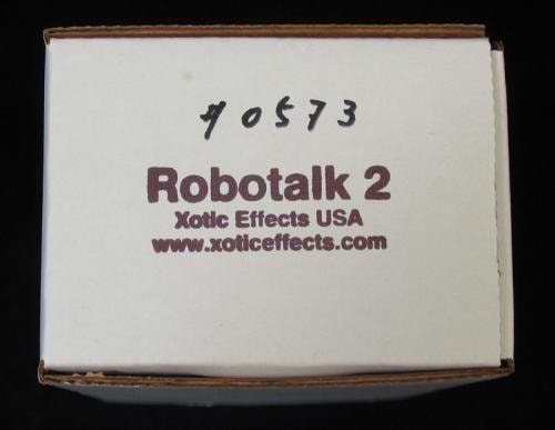 Xotic Effects Robotalk 2 Pedal