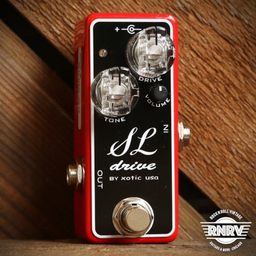 Xotic SL Drive Red Brand New
