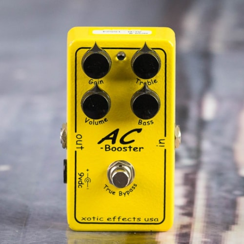 Used Xotic AC Boost