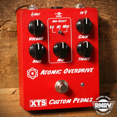 XTS XAct Tone Solutions Atomic Overdrive Brand New