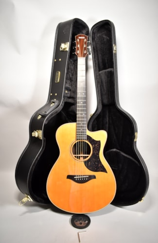 Yamaha AC5R ARE Concert Cutaway Vintage Natural Acoustic Guitar W/ OHSC