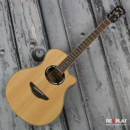 Yamaha APX500III acoustic-electric guitar Brand New, $299.99
