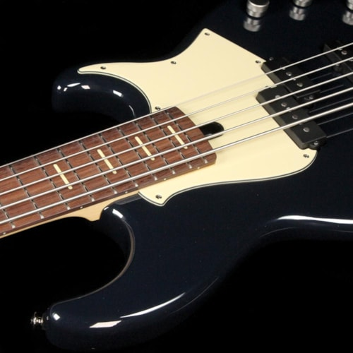 Yamaha BBP35 5-String Bass Midnight Blue Brand New