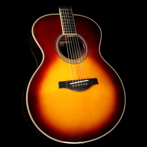 Yamaha Billy Corgan Signature LJ16BC Acoustic Electric Guitar Brown Sunburst Brand New $999.99
