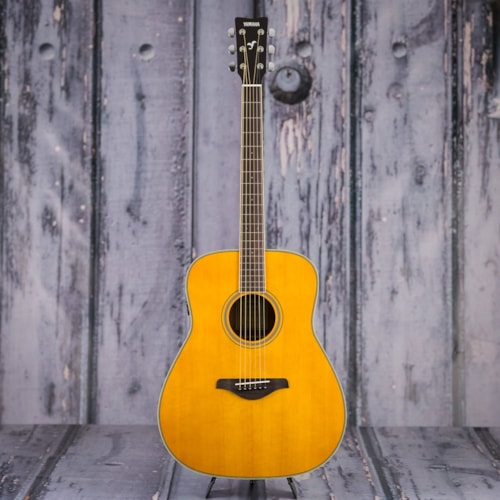 Yamaha FG-TA Acoustic Electric Guitar - Vintage Tint Brand New $599.99