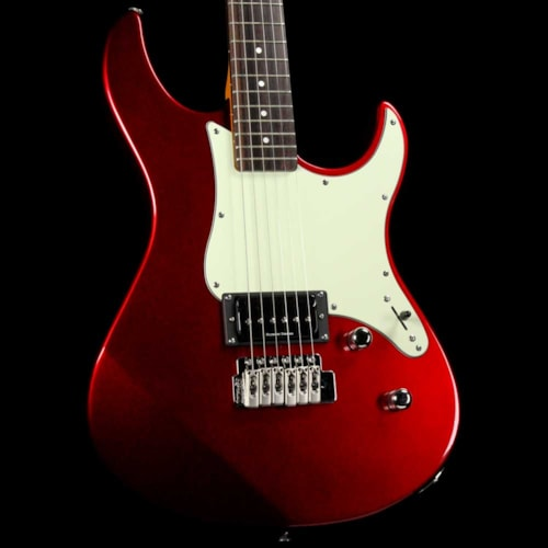 Yamaha PAC510V Pacifica Candy Apple Red