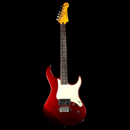 Yamaha PAC510V Pacifica Candy Apple Red Brand New