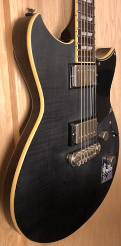 "Yamaha Revstar RS620BCC ""B"" Stock Burnt Charcoal"