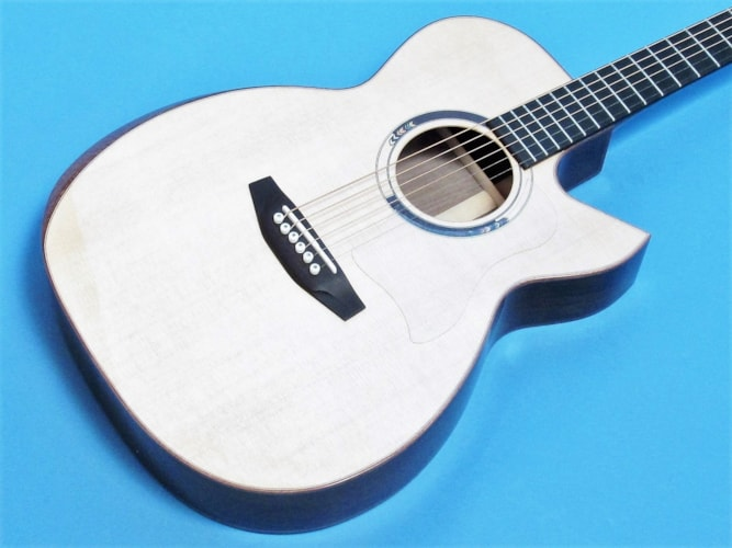 Yen Guitars OMC Natural, Brand New, Hard, Call For Price!
