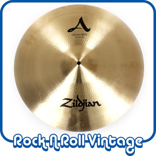 "Zildjian A0022 18"" A Crash Ride NAMM Show Demo Brand New, $199.00"