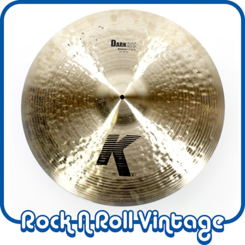 "Zildjian K0830 22"" K Dark Medium Ride - Show Demo Brand New, $339.00"