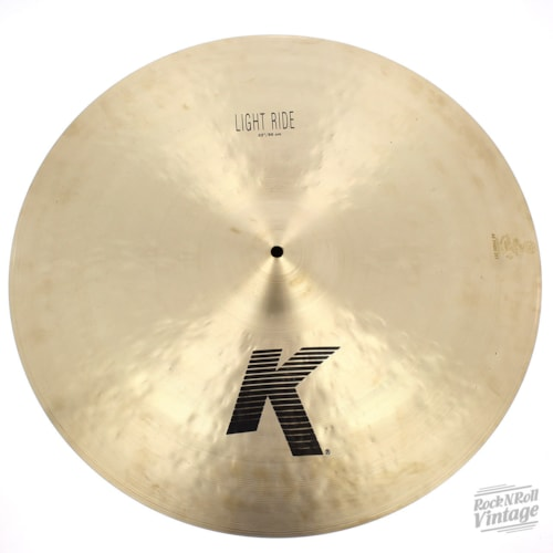 "Zildjian K0832 22"" K Light Ride - Show Demo Brand New $349.00"