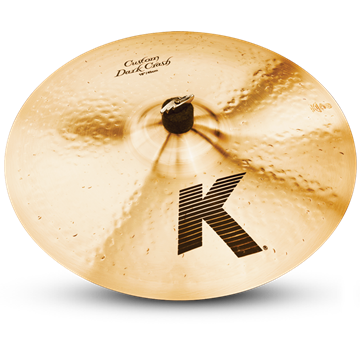 "Zildjian K0953 18"" K Custom Dark Crash Brand New $309.95"