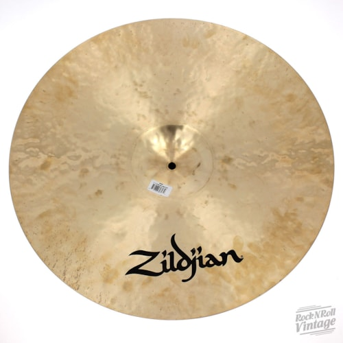 "Zildjian K0963 21"" K Custom Dark Complex Ride - Show Demo Brand New $339.00"