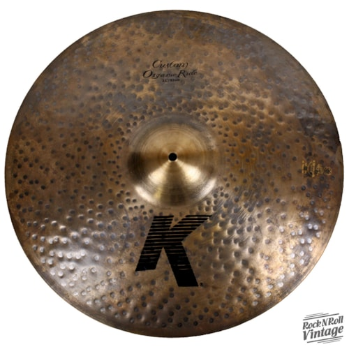 "Zildjian K0971 21"" K Custom Organic Ride - Show Demo Brand New, $329.00"