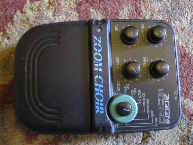 Zoom Choir 5050 Black, Very Good, $89.00