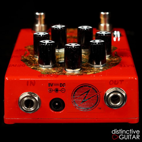 ZVEX Fuzz Factory 7 Limited Edition Custom Painted One Off, Brand New, $569.00